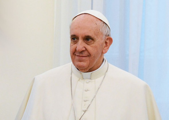 Papst Franziskus. Quelle: presidencia.gov.ar
