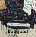 Cover Basquiat - Hirmer Publishers