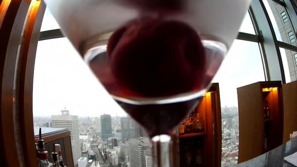 1 - top view tokyo drink