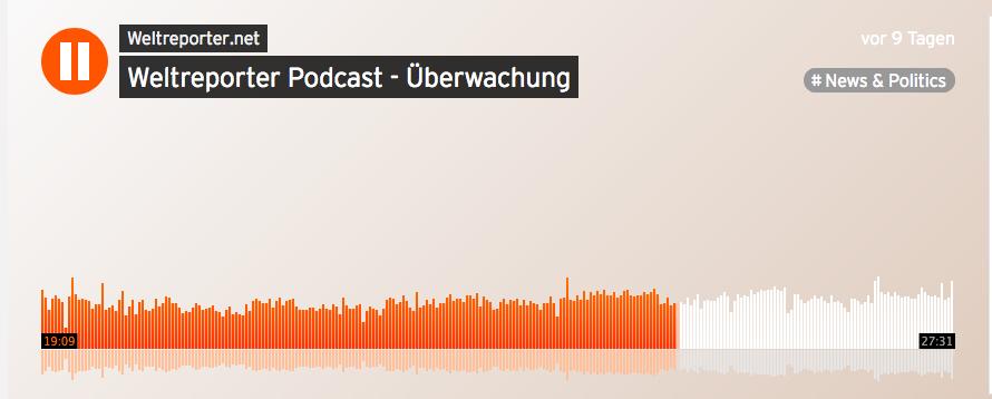 überwachung Podcast 5