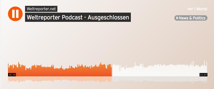 podcast #6 Ausgeschlossen