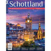 Cover Schottland-Magazin