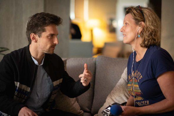 Regisseur Jan Philipp Weyl im Gespräch mit Weltreporterin Kerstin Zilm