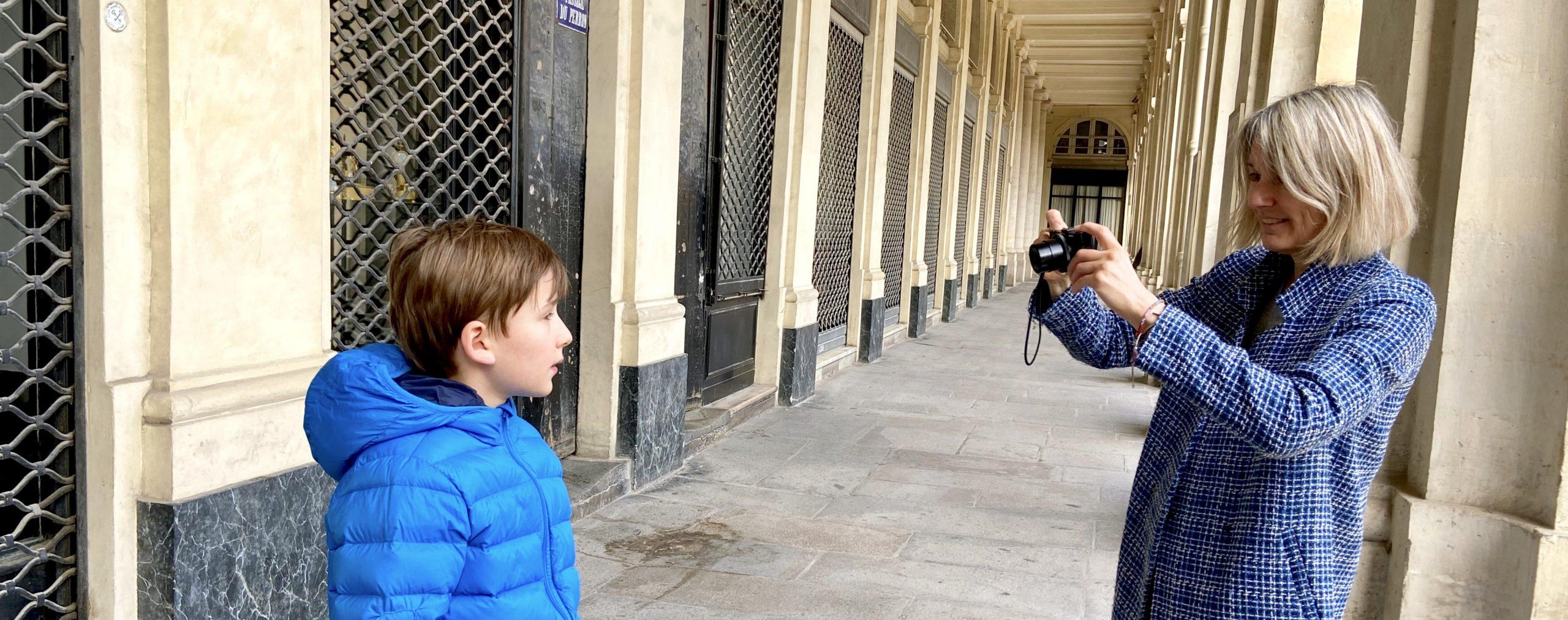 Paris Confinement Markert
