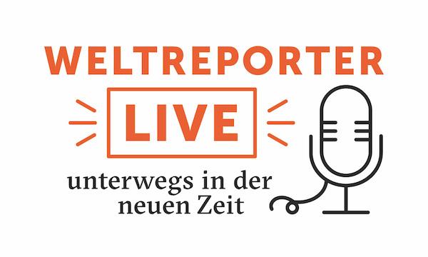 Logo Weltreporter Live