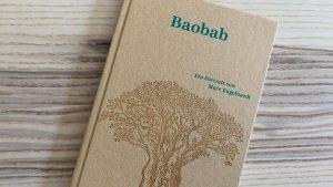 Buchcover Baobab von Marc Engelhardt