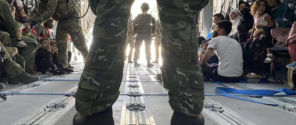 T Breuer Kabul Airlift
