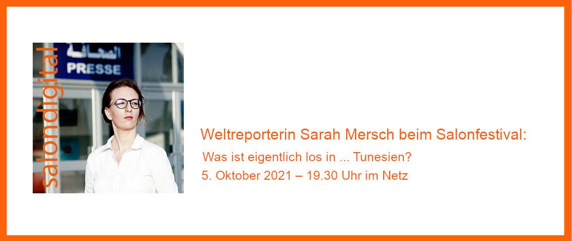 Salonfestival Sarah